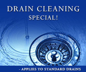 Highlands Ranch Drain Cleaning Specials